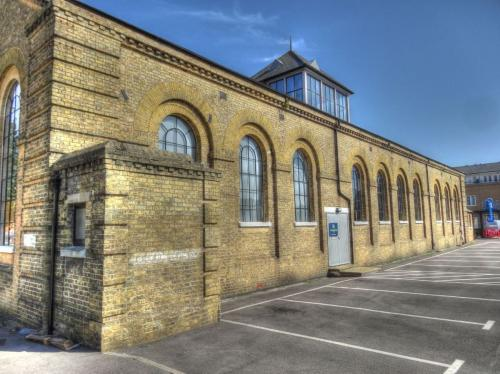 Gosport St George Barracks Gymnasium